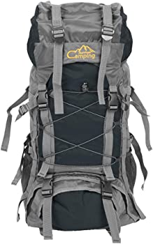 Teeker Ultra Lightweight 60L Waterproof Traveling Hiking Foldable Backpack
