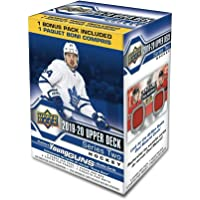 $26 » 2019 2020 Upper Deck Hockey Series Two Factory Sealed Unopened Blaster Box of 8 Packs Possible Young Guns Rookies and Jerseys and O Pee Chee…