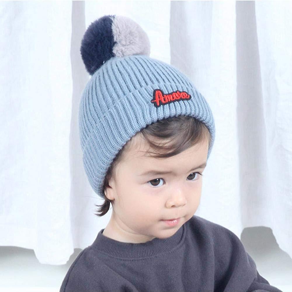 Myzixuan Baby Hats March-December Autumn//Winter Warm Princess hat Cute Child hat