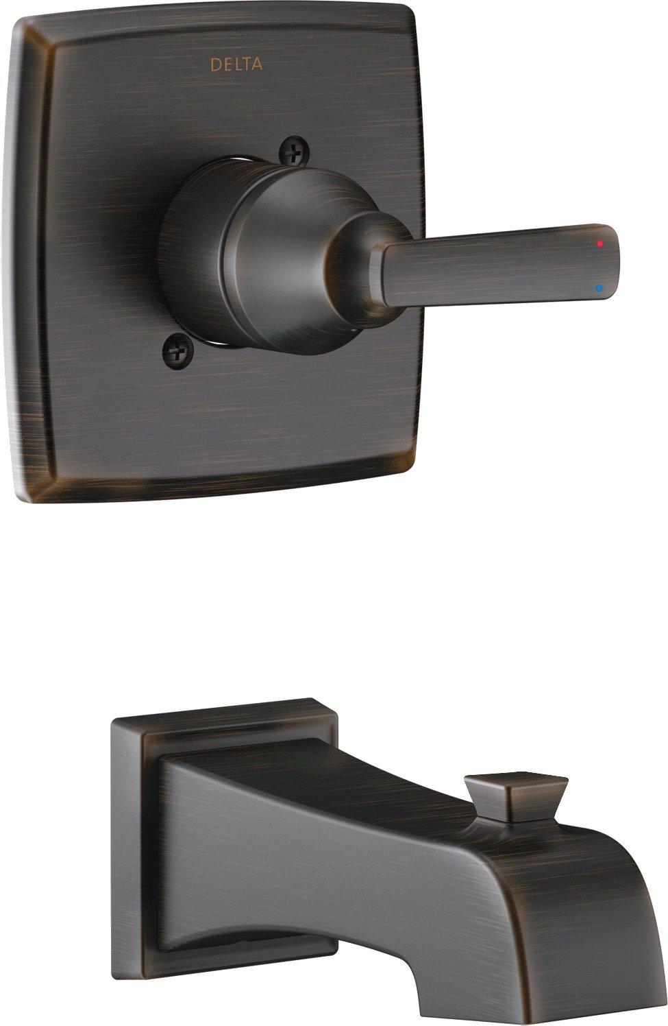 Delta Faucet T14164-RB Ashlyn Tub Trim, Venetian Bronze