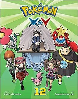 Pokemon Xy Volume 12 Amazon De Hidenori Kusaka Satoshi Yamamoto