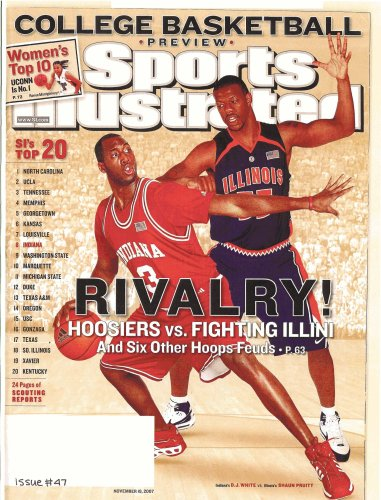 sports-illustrated-ncaa-college-basketball-preview-2007-issue