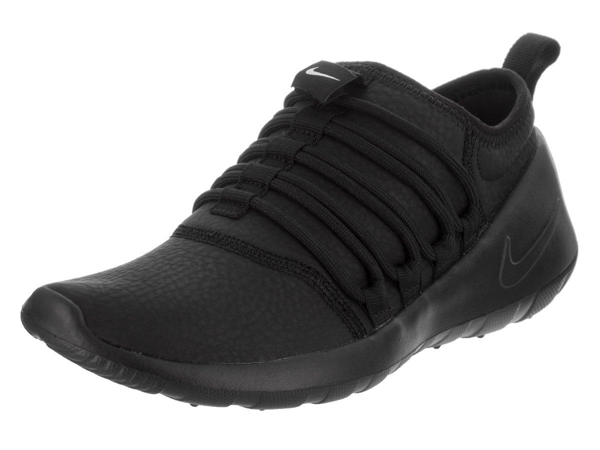 Nike Women's Payaa Prem Black/Black Running Shoe 7 Women US by NIKE