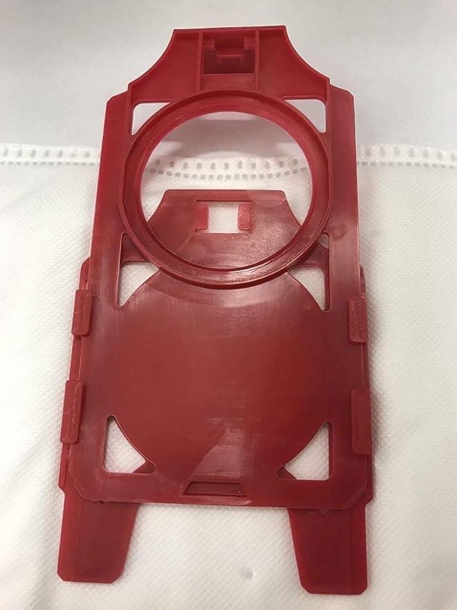 Riccar RMH Simplicity SMH vacuum cleaner HEPA Bag 10 HEPA Bags designed by iClean Vacuums to fit Riccar vacuum cleaner Vibrance R20 series and