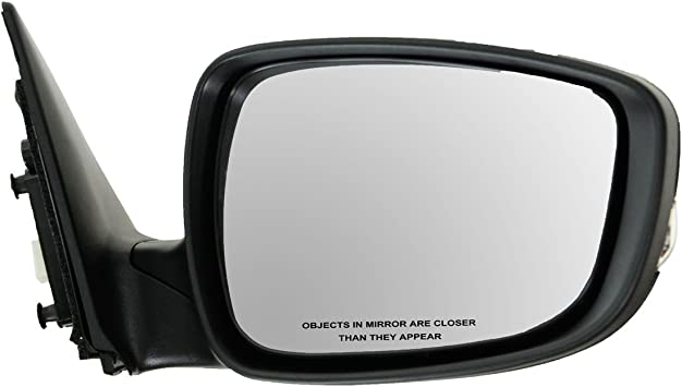 13 Coupe Left Driver Mirror Power w// Heat No Signal Fits 11-13 Elantra Sedan