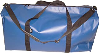 product image for Duffle Bag Tough 18 Oz Vinyl Great Dive Gear Bag or Travel Bag Water Resistant, Made in USA.