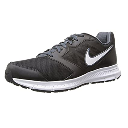 257b0f9886b9 Amazon.com  Nike Downshifter 6 Black Dark Magnet Grey White Men s Running  Shoes  Sports   Outdoors