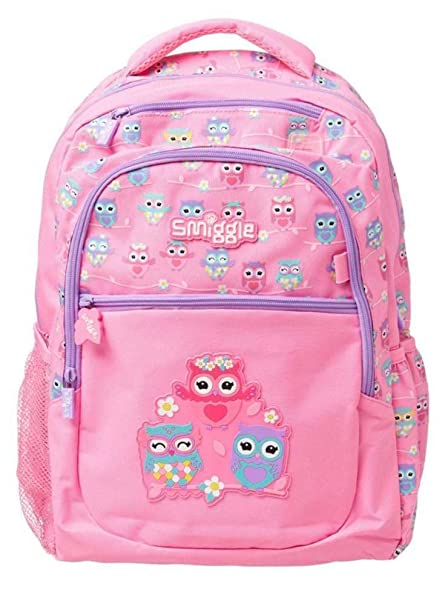 5e34e83410bc Smiggle Backpack from Our Deja Vu Collection is Perfect for School ...