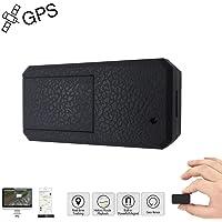 BINDEN Mini Rastreador GPS TK901 para Personas, Vehículos o Motos con Micrófono y Seguimiento en Tiempo Real