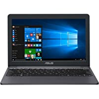 ASUS E203NA-FD026TS 11.6 Inch Laptop, Star Grey - (Intel Celeron 3350 Processor, 2 GB RAM, 32 GB eMMC + 2 Years of 500 GB Free Web Storage, Pre-Installed with Microsoft Office 365, Windows 10)