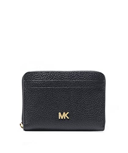 61355c824911 Amazon.com  MICHAEL Michael Kors Women s Small Pebbled Leather Wallet Black  One Size  Shoes
