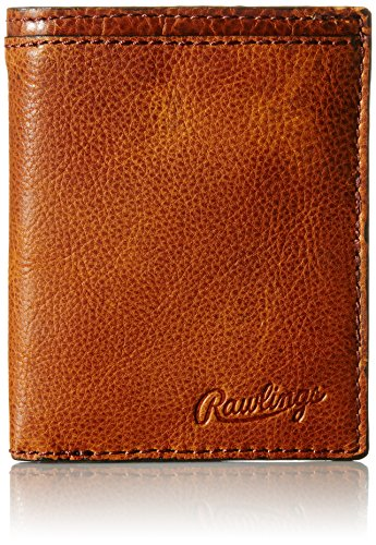 Rawlings Rugged N S Wallet, Cognac, One Size