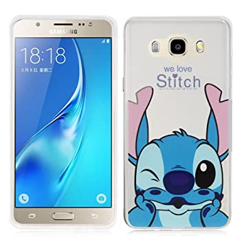 coque samsung galaxy j7 2016 stitch