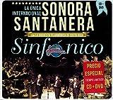 Sonora Santanera, La Unica Internacional (Sinfonico En Vivo - Con La Orquesta Filarmonica de Costa Rica Cd+Dvd Universal-086294)