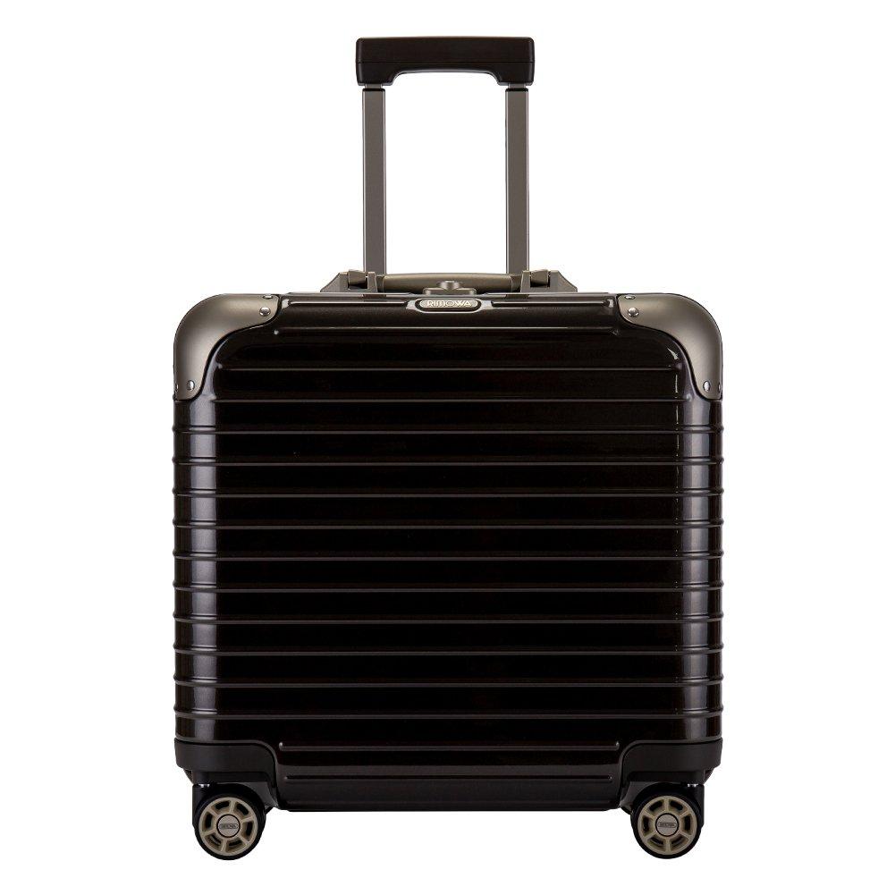 [ リモワ ] Rimowa スーツケース 27L リンボ ビジネス マルチホイール 881.40.33.4 Limbo Business Multiwheel 4輪 キャリーバッグ グラナイトブラウン [並行輸入品] B078WSHXK3