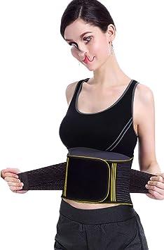 WODEQ Cintura Addominale, Uomini e Donne Sports Cintura