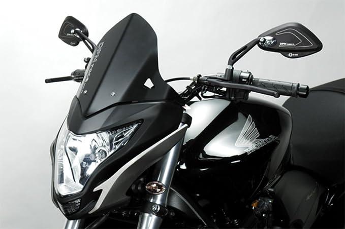 Amazoncom Honda Hornet 600 201112 Windscreen Warrior R 0690b