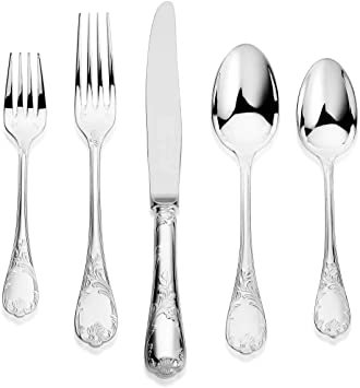 Christofle Marly ONE Silver plated Table Dinner Fork