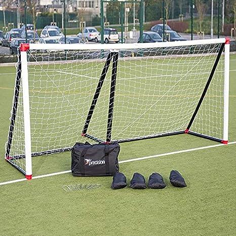 Precision Training fútbol portería de fútbol hinchable (16 ...