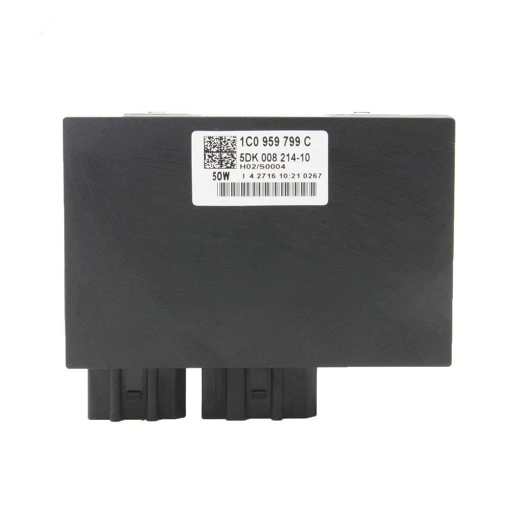 Amzparts LHD Comfort System Control Unit Module For VW Bora 2002-2005 Passat 2001-2005 1C0 959 799 C 018 1C0 959 799 C 00Z