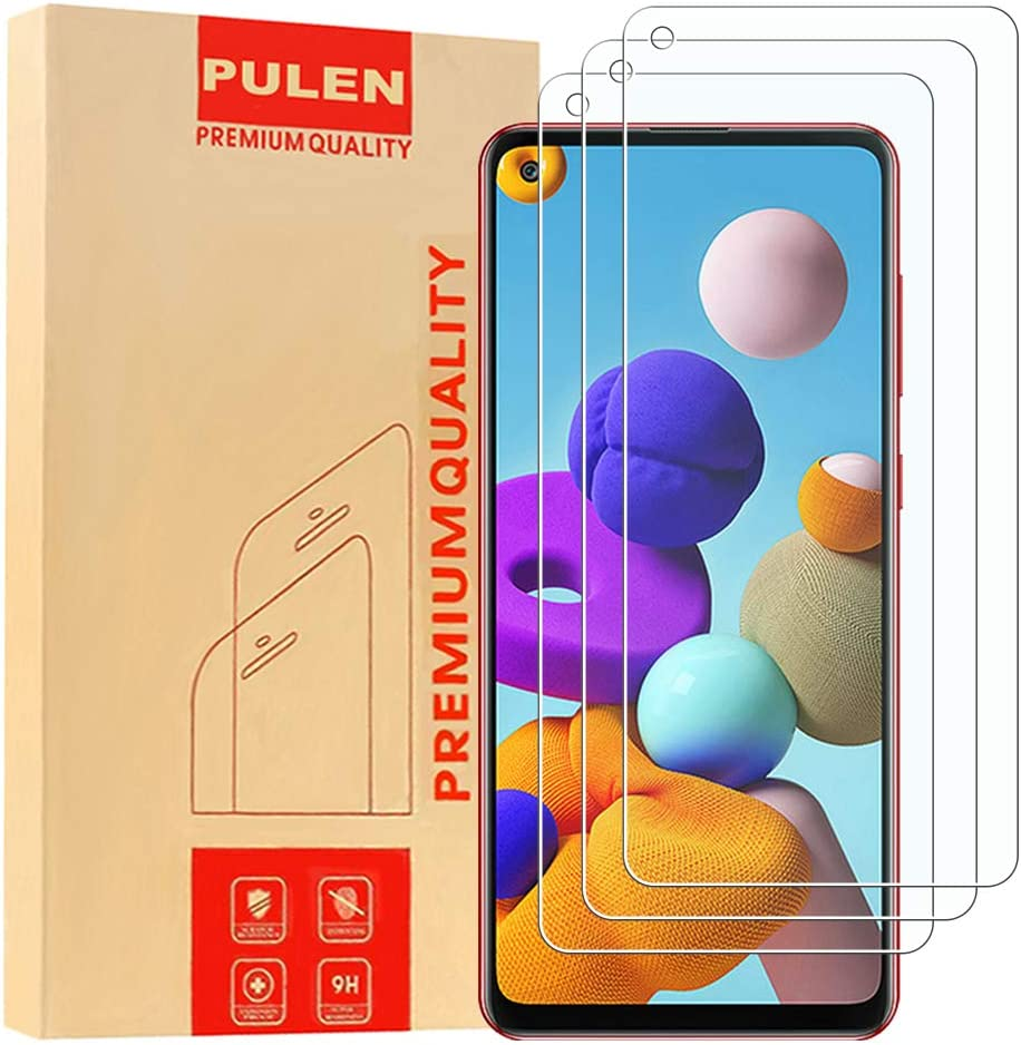 Protector de pantalla PULEN para Samsung Galaxy A21S-3un