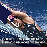 Speedo Bullet Head Swimmer's Snorkel, Shocking