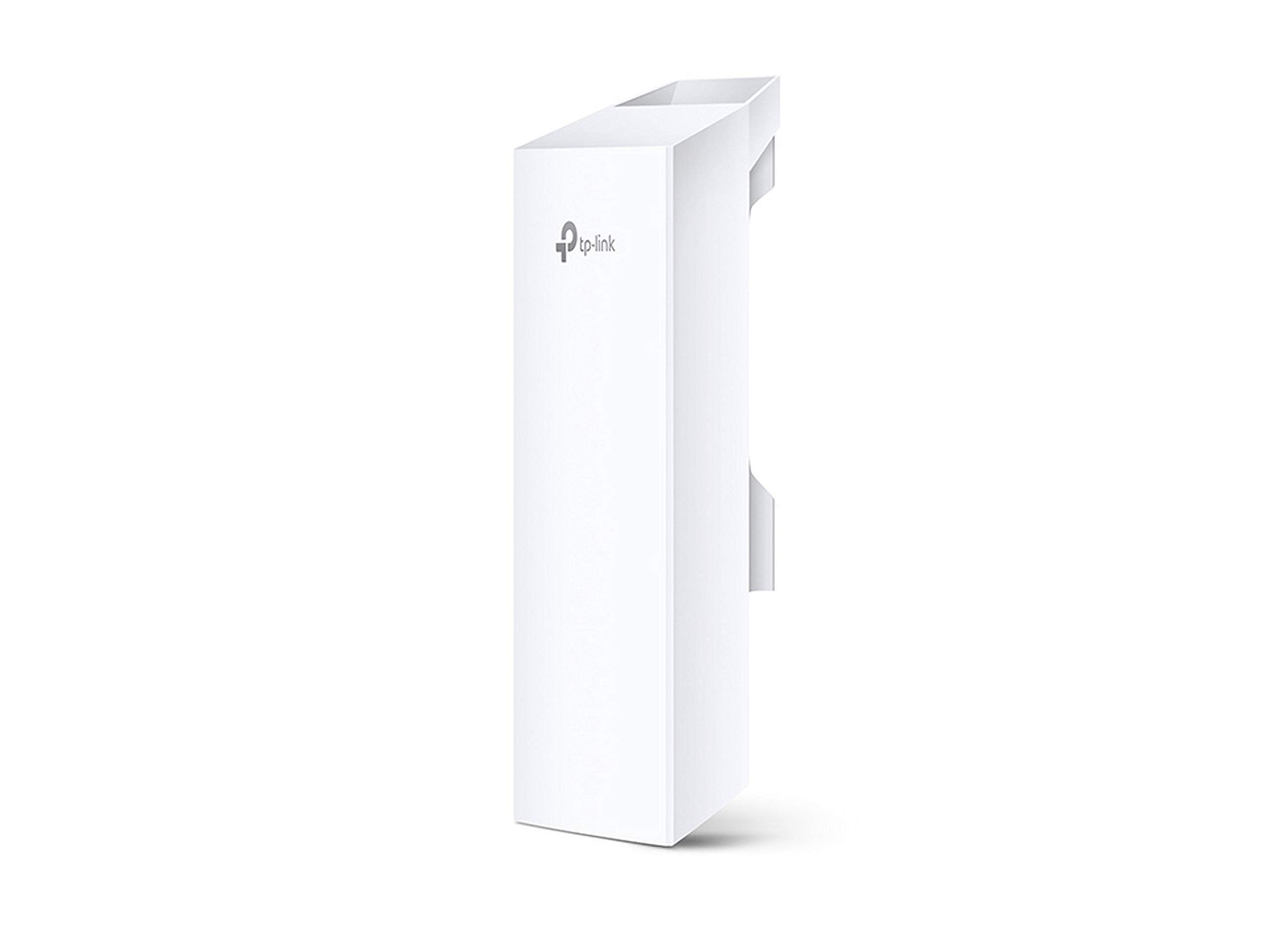 TP-Link Long Range Outdoor Wifi Transmitter - 5GHz, 300Mbps, High Gain Mimo Antenna, 15km+ Point to Point Wireless Transmission, Poe Powered W/ Poe Adapter Included, Wisp Modes (CPE510) by TP-Link