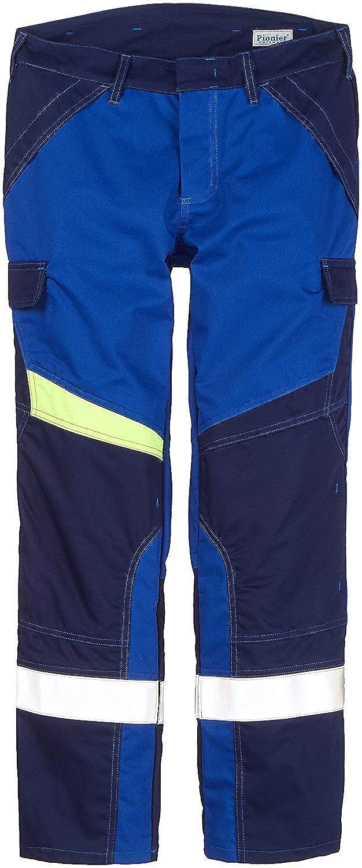Top Shop Pionier 13060 Pantaloni da Lavoro Resistenti Catarifrangenti Taglia 68
