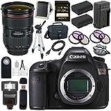 Canon EOS 5DS 5D S DSLR Camera + EF 24-70mm f/2.8L II USM Lens + LPE-6 Lithium Ion Battery + External Rapid Charger + Canon 100ES EOS shoulder bag Bundle 14