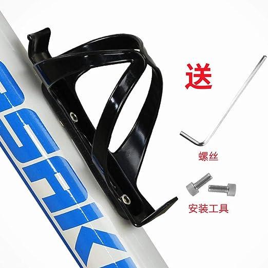 Accesorios bicicletas de montaña-Portabidón de plástico para ...