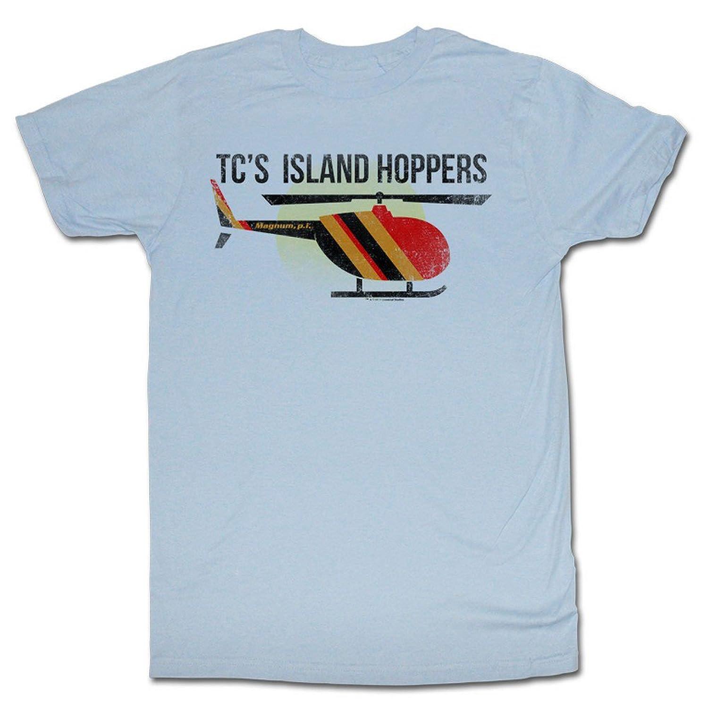 Magnum Pi - Mens Island T-Shirt