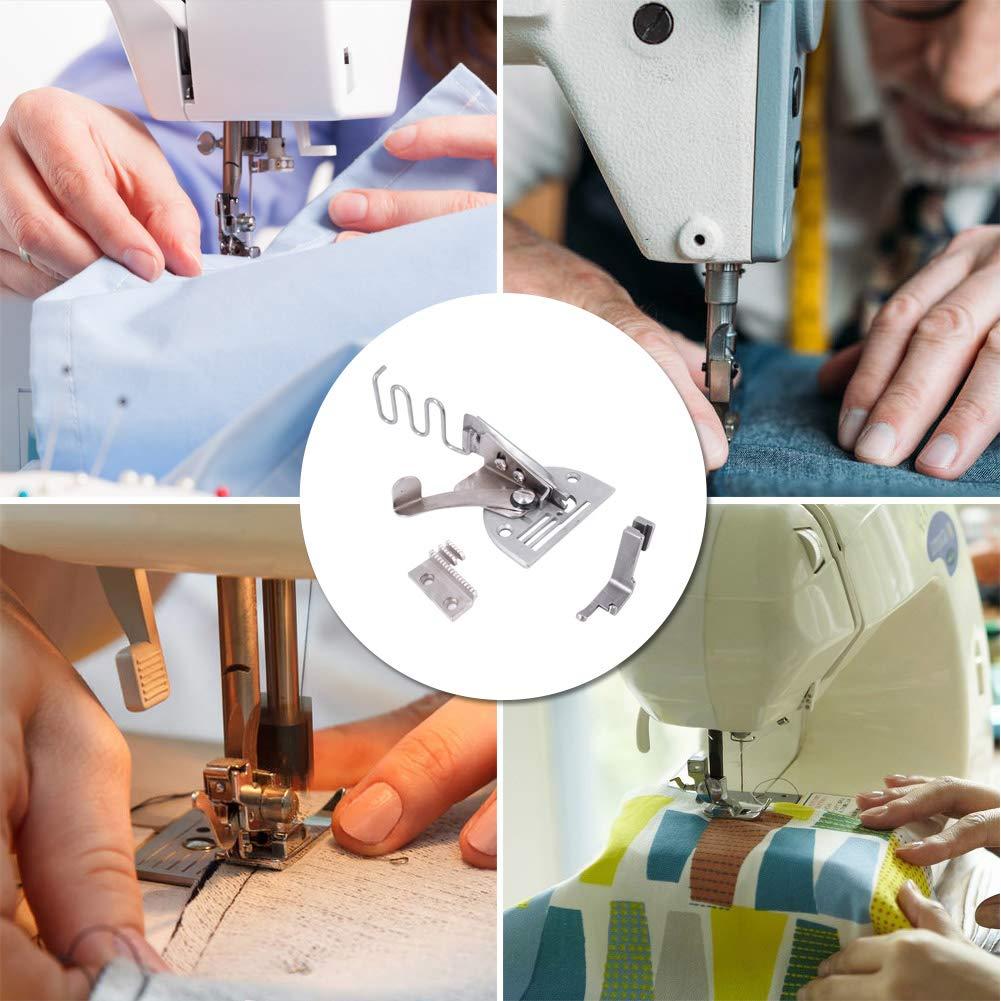 Liamostee Attachement pour Reliure de Courtepointe Outils de Couture /à Biais sans Faille