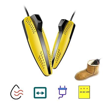 RSTJ-Sjsd Secador eléctrico de Zapatos Desodorante con ozono Calentador de secador Inteligente Calentador escalable