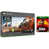 Xbox One X Forza Horizon 4 + Red Dead Redemption 2 Special Edition
