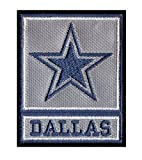 Dallas Army Rank Cowboy Parody Inspired Art Tactical Morale Hook+Loop Patch