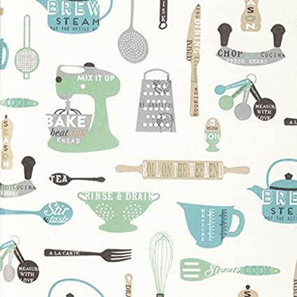Amazon.com: Tissue Paper For Gift Wrapping With Design (Vintage Style Kitchen  Utensils U0026 Gadgets), 20 Large Sheets (20x30): Arts, Crafts U0026 Sewing
