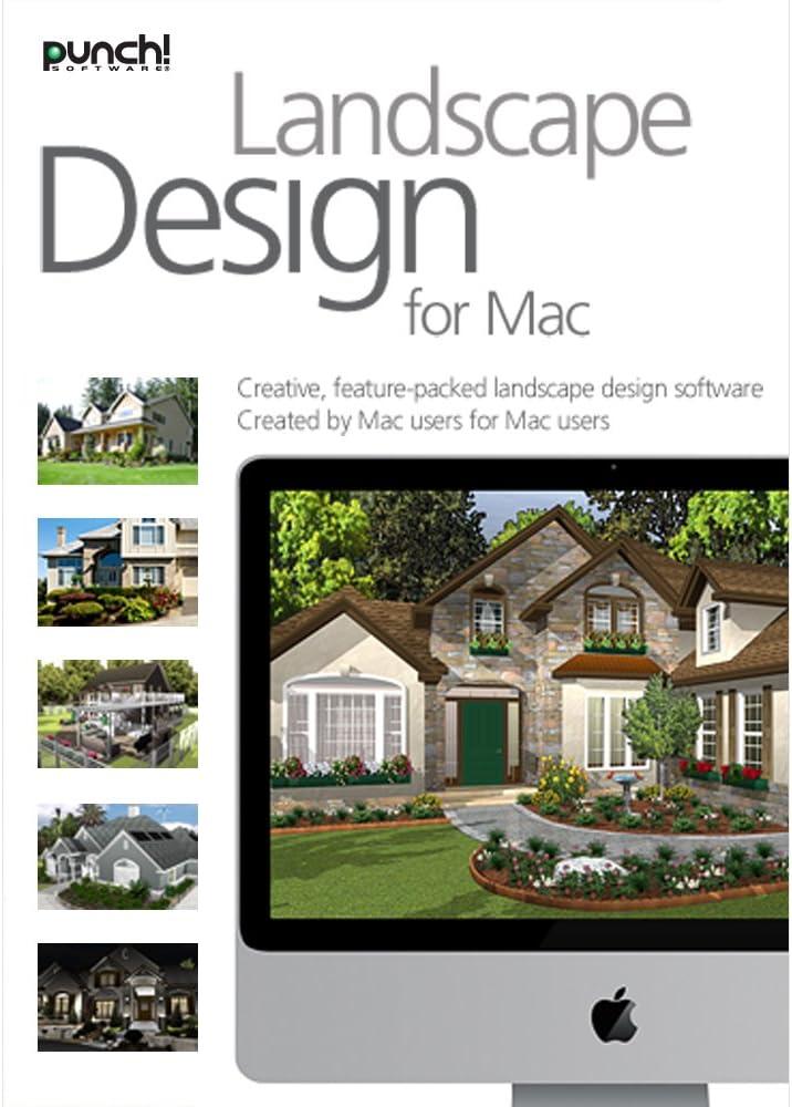 Amazon Com Punch Landscape Design V17 Mac Download Software