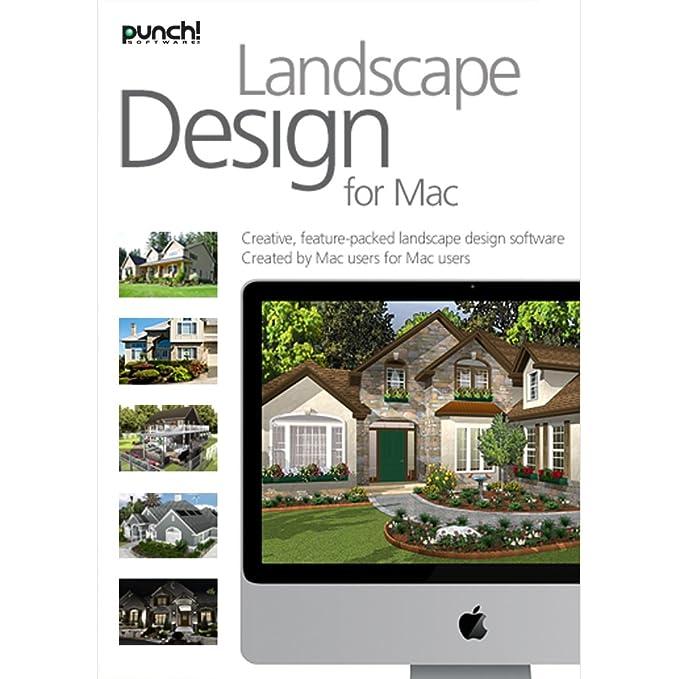 Landscape Design v17 MAC [Download]: Software - Amazon.com: Punch! Landscape Design V17 MAC [Download]: Software