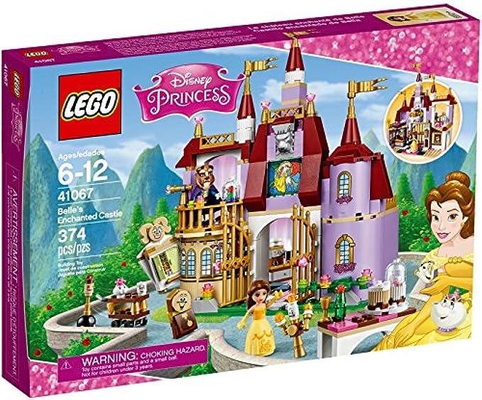 LEGO Disney Princess 41067 הטירה של בל