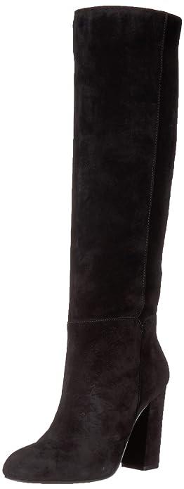 af3aa05903b Amazon.com  STEVEN by Steve Madden Women s Tila Knee High Boot  Shoes