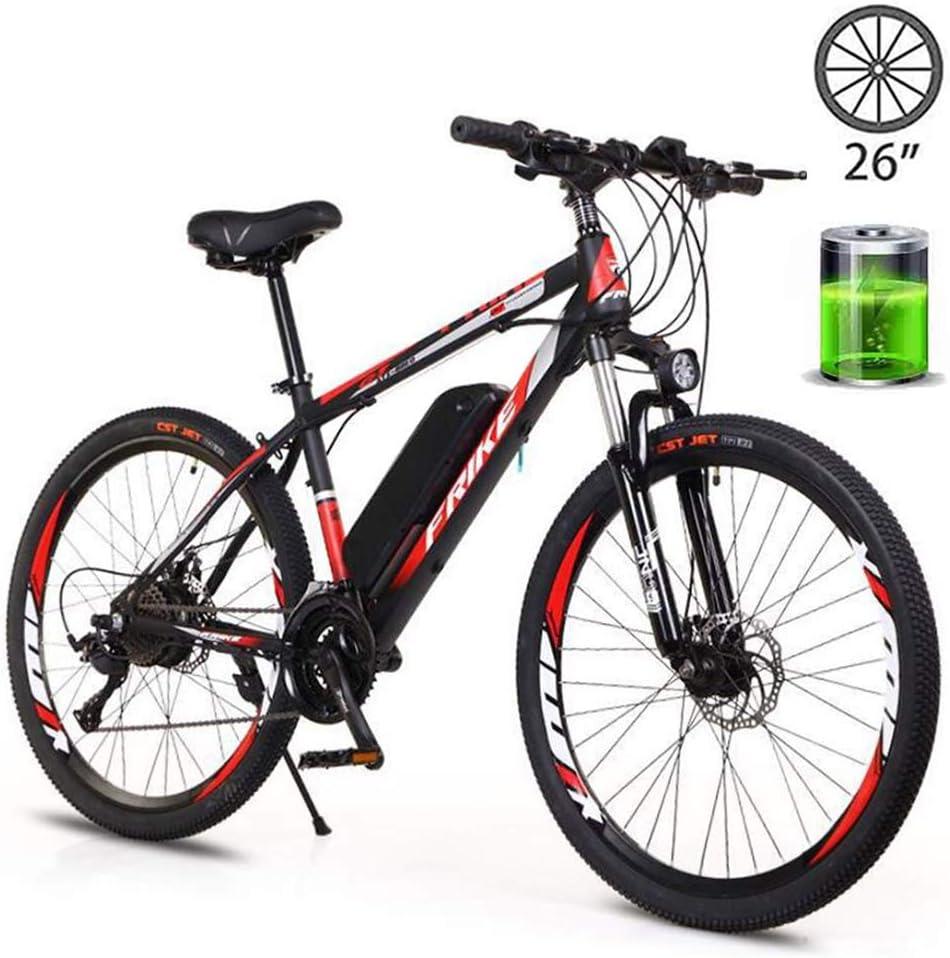 HSART Bicicleta Eléctrica de Montaña Ebikes con Sistema de ...