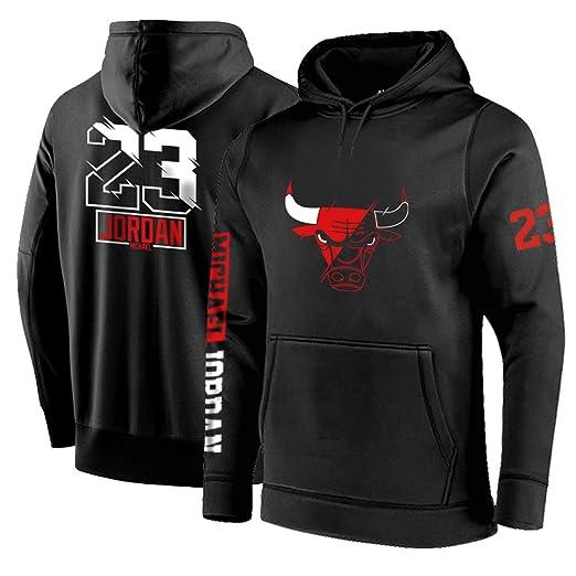 Personalizado Chicago Bulls Sudaderas de Baloncesto, Hombre ...
