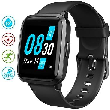 UMIDIGI UFit Smartwatch, Reloj Inteligente con Oxímetro (SpO2) y ...