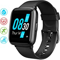 UMIDIGI Smart Watch UFit Health and Fitness Tracker, with SpO2 and Heart Rate Monitor Activity Tracker, Smartwatch for Android and iOS Phone