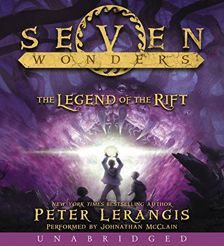 Seven Wonders Book 5: The Legend of the Rift CD by HarperCollins