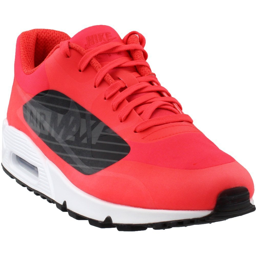 watch 535b9 48f87 Galleon - NIKE Men s Air Max 90 NS GPX SP Bright Crimson Black White Dark  Grey Synthetic Running Shoes 9 D(M) US