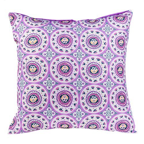 Madras Design Water Resistant 24 Ethnic Scatter Cushion