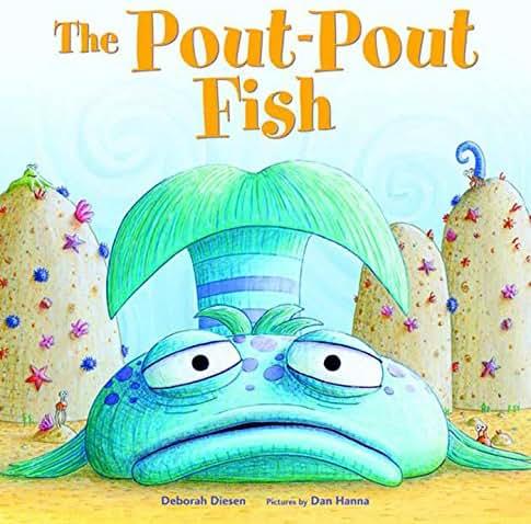 The Pout-Pout Fish (A Pout-Pout Fish Adventure Book 1)