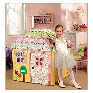 Ellie Mae Charming Cottage Playhouse Pattern By The Each
