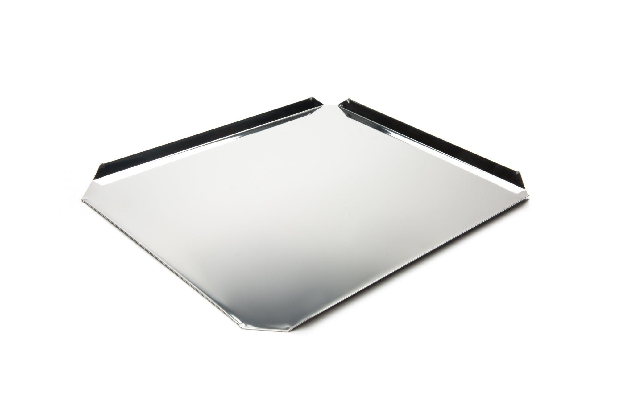Fox Run 4852 Cookie Sheet, Stainless Steel, 12-Inch x 14-Inch